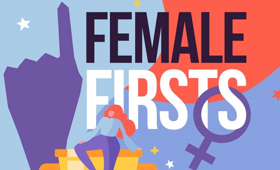 Female+Firsts+Throughout+History